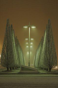 Munich, December 2007 by Troika, via Flickr