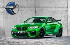 This Aftermarket 480HP BMW M2-RS Clubsport Is The M2 You Actually Want