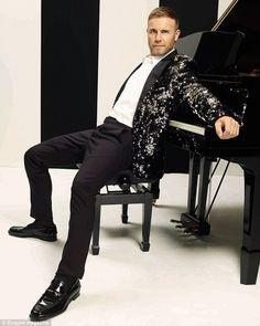 Gary Barlow.