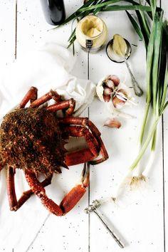 Pratos e Travessas: A minha pasta de santola # My spider crab paste | Food, photography and stories