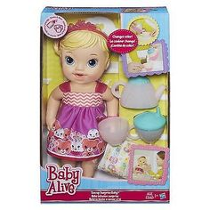 NEW-Hasbro-Baby-Alive-Doll-Teacup-Surprises-Blonde-A9288-Free-Shipping