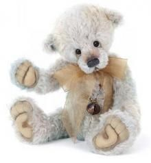 Dolls & Bears Charlie Bears Wordsworth 2012 Isabelle Mohair Collection Free Us Ship Big Clearance Sale