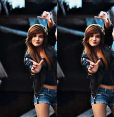 Chachi Gonzales. get it chach. in other news...i purchased chachimomma pants. yezzzz