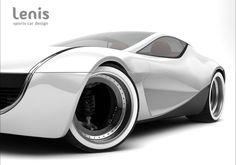 lenis - sports car design