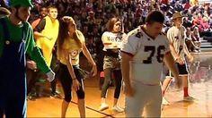 Hibriten High School Thriller Dance Check out the full, uncut version of the Hibriten High School Thriller dance from the Team of the Week pep rally