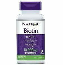 بيوتين Brain Health Health Brain Health Supplements