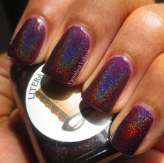 Varnished Valkyrie: Literary Lacquers - If It Pleases You: Magic in a bottle