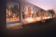 Paducah, Kentucky- River Wall Mural. Absolutely stunning!