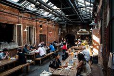 Summer Fridays: NYC's Best Beer Gardens – The Infatuation