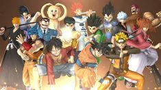 J-Stars Victory  VS+ su PS4 al Tapei Games Show