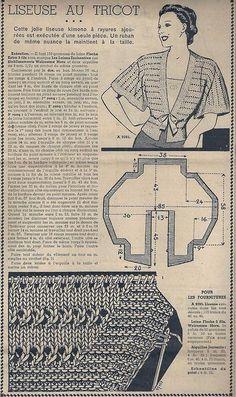 isabellurette:  Le Petit Écho de la Mode - 12 septembre 1937