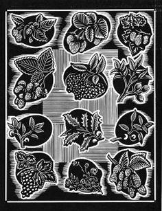 Wild Berries - The Alcorn Studio & Gallery