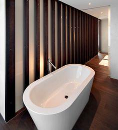 EFH im Kanton Aargau - KOST Kanton, Bathroom, Ground Floor, Detached House, Garden Tool Storage, Architecture, Homes, Washroom, Bathrooms