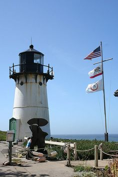 Point Montara Lighthouse, California