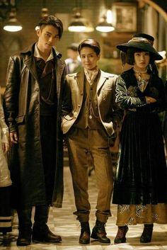 Yan Zhen love only Xie Xiang ♥️🦌顾燕帧只爱谢襄哦💨💨💨 Arsenal Academy, Drama Taiwan, Academia Militar, Chines Drama, Military Academy, Dramas, My Forever, Drama Movies, Serial Killers