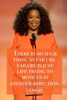 Queen Oprah Winfrey on her collection on motivational quotes, life quotes, love quotes, success quotes and other inpiring quotes. Written on her Oprah Winfrey books and speeches. Oprah Winfrey, Uplifting Quotes, Positive Quotes, Inspirational Quotes, Motivational Quotes, Powerful Quotes, Oprah Quotes, Life Quotes, Quotes Quotes