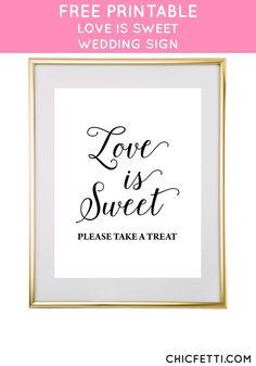 printable wedding signs best photos - wedding signs  - cuteweddingideas.com