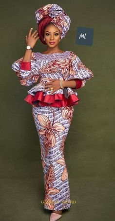 Long African Dresses, African Fashion Designers, Latest African Fashion Dresses, African Print Dresses, African Print Fashion, Africa Fashion, African Blouses, African Traditional Dresses, African Attire