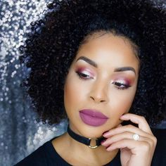 #motd @anastasiabeverlyhills Modern Renaissance palette and @colouredraine Boss Babe liquid lipstick