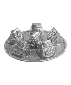 Take a look at this Nordic Ware Cozy Village Pan by Christmas Around the World Collection on #zulily today!