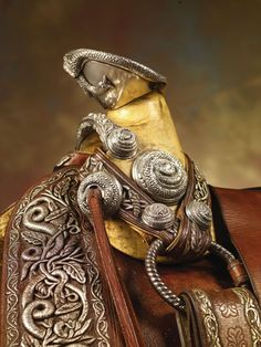 Horn from Poncho Villa's saddle