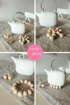 DIY: wooden potholder