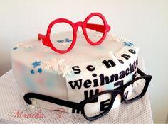 Brillen Torte - Optiker Torte