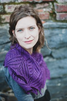 Tartessos #shawl #FreePattern Knitty fall 2015