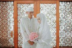 Prosesi Akad Nikah Kebaya Muslimah Tyas & Irsyad BY LAKSMI 0817 0370 7670 by LAKSMI - Kebaya Muslimah & Islamic Bride - 012