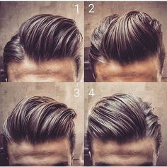 "8,285 likerklikk, 115 kommentarer – Haircuts & Hairstyles For Men (@hairstylemens) på Instagram: ""#hairstylemens FOLLOW ▶ @msfashio ◀  #hair #followme #longhair #love #hairstyle #menshair #haircut…"""