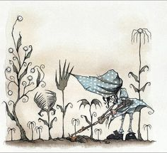 Mistress Mary by Gris Grimly