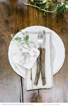 The Enchanted Forest {Wedding Inspiration}