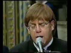 Princess Diana Funeral - Elton John - Candle In The Wind (Goodbye Englan...