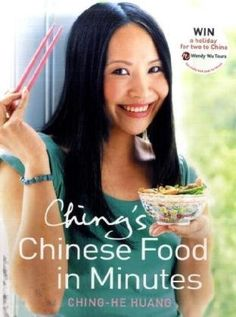 Buy Ching's Chinese Food in Minutes by Ching-He Huang at Mighty Ape NZ. If you're hungry for good food but short on time you'll love Ching's quick and easy Chinese recipes. The bestselling author is the master of fresh fla. Authentic Chinese Recipes, Easy Chinese Recipes, Asian Recipes, Asian Foods, Chicken And Cashew Nuts, Ching He Huang, Good Food, Yummy Food, Cookery Books