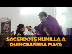 VIDEO: Sacerdote agrede y exhibe a quinceañera | excelsior