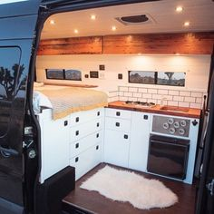 camper van vanlife van life vanalogue van living van life ideas camping id Travel Trailer Storage, Rv Travel Trailers, Travel Camper, Camper Storage, Travel Trip, Kombi Motorhome, Kombi Home, Casas Containers, Spice Containers