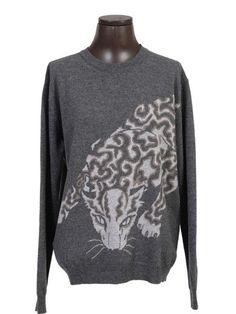STELLA MCCARTNEY Stella Mccartney Jersey Gray. #stellamccartney #cloth #sweaters