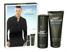 David beckham 2 piece essence gift set David Beckham Fragrance, Fragrances, Chemistry, Health And Beauty, Household, Gifts, Stuff To Buy, Shopping, Presents