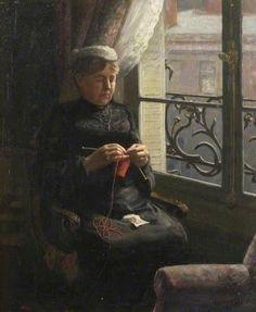 British painter Albert Ranney Chewett (1877-1965)