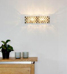 Brand Sorpetaler - Wandlamp Scarve - B 46 cm