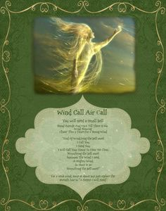 Elemental Magick | Air Magick - Calling Up a Wind