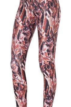 Women's Outbreak Print Leggings