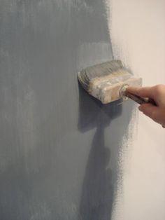 KALKLITIR KALKFÄRG Wall Design, House Design, Interior Decorating, Colours, Wallpaper, Antiques, Handmade, Inspiration, Painting