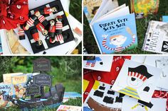 Need ideas for a pirate themed birthday party? Incorporating these will ensure all the matey's have a good time!!!   copyright-pirate-katherine-marie-2147