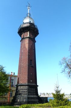 Nowy Port, Poland - old lighthouse Today it is a museum