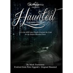 Haunted 2.0 (DVD and Gimmick) by Peter Eggink and Mark Traversoni : Free Shipping & Low Prices at MagicNevin
