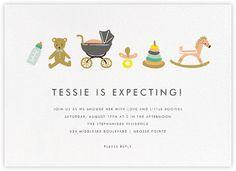 The Baby Basics - Paperless Post