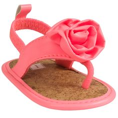 Slip-on Baby Sandal | Baby Girl Shoes & Slippers