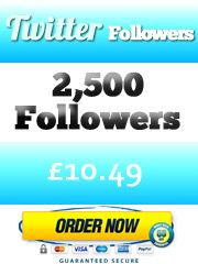 Buy Twitter Followers at http://BurnerBrothers.com