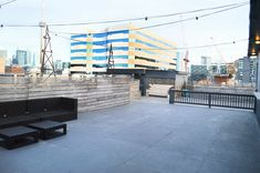 Burroughes Rooftop Terrace